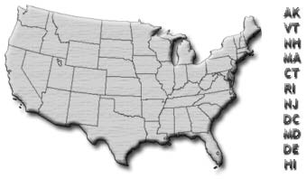 Find a Lawyer by State